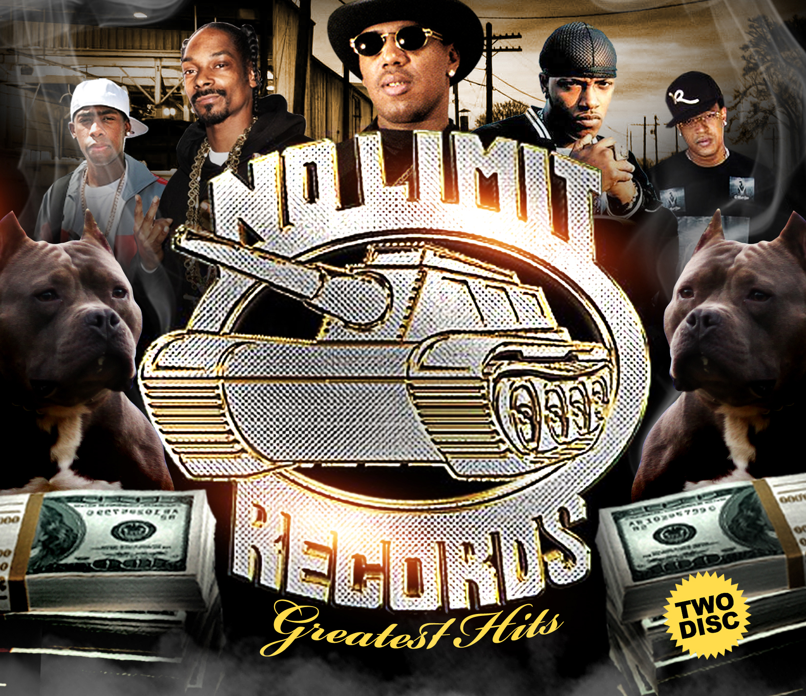 DJ Ant Lo - No Limit Records Greatest Hits | Buymixtapes.com