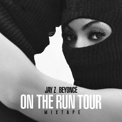 Beyonce and Jay Z - On...