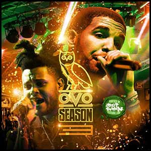 OVO Season mixtape graphics