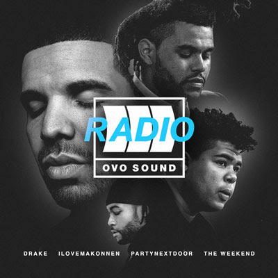 how to get on ovo sound radio
