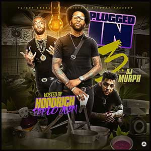 Plugged In 3 Mixtape Graphics