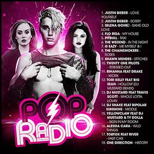 Stream and download Pop Radio February 2K16 Edition