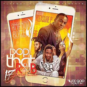 Pop That RnB Jams 17 Mixtape Graphics