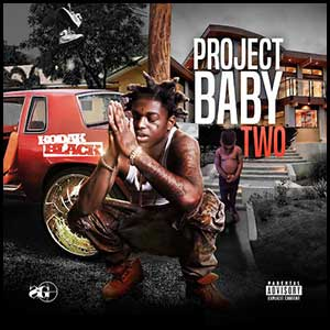 Project Baby 2 Mixtape Graphics