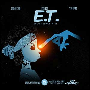 Project E.T. Esco Terrestrial Mixtape Graphics