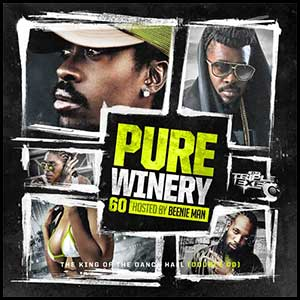 Pure Winery 60 Mixtape Graphics