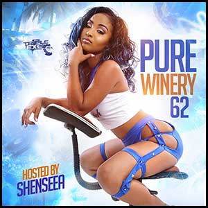 Pure Winery 62 Mixtape Graphics