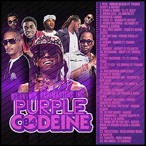 Stream and download Purple Codeine 84
