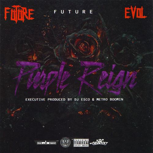 f12b901ab6244 Future - Purple Reign Collectors Edition