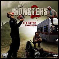 Rap Monsters 2
