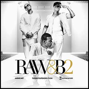 Raw&B 2 Mixtape Graphics