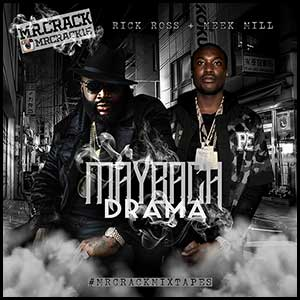 Rick Ross VS Meek Mill Maybach Drama