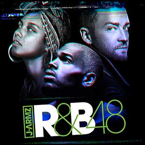 RnB 48 Mixtape Graphics