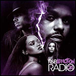 Stream and download RnB Addiction Radio 24