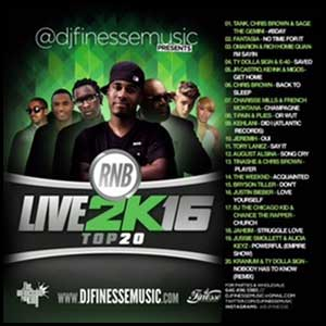 Stream and download RnB Live 2K16 Top 20