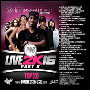 RNB Live 2K16 Top 20 Part 5