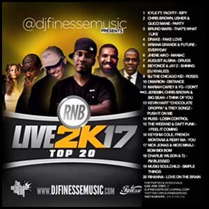 Stream and download RNB Live 2K17 Top 20