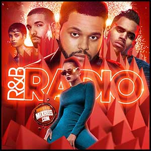 RnB Radio 2K17 Mixtape Graphics