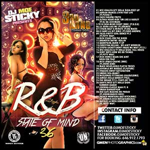 RNB State Of Mind 36
