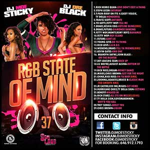 RnB State Of Mind 37