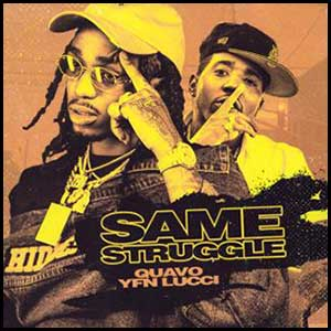 Same Struggle Mixtape Graphics