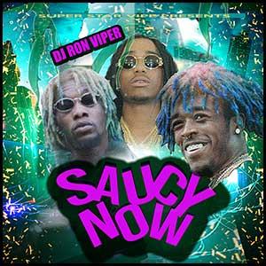 Saucy Now Mixtape Graphics