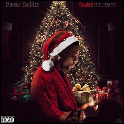 Savage Holidays Mixtape Graphics
