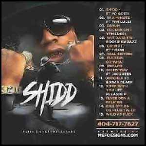 Shidd Mixtape Graphics