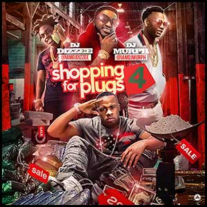 Shopping For Plugs 4 Mixtape Graphics