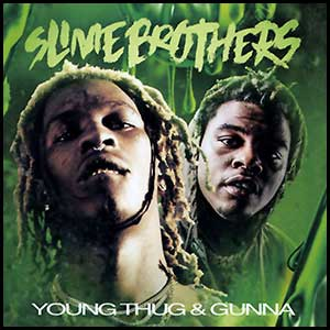 Slime Brothers Mixtape Graphics