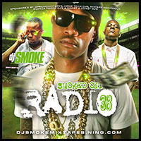 Smoked Out Radio 38 mixtape graphics