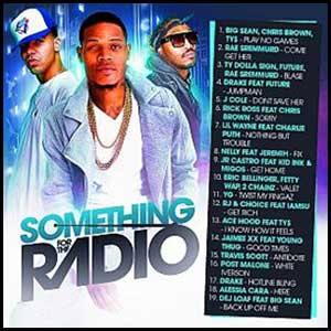 Something For The Radio November 2K15 Edt mixtape graphics