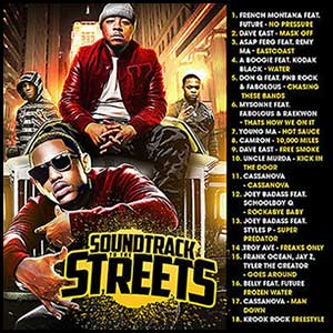 Stream and download Soundtrack To The Streets 2K17 Part 3
