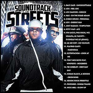 Soundtrack To The Streets 2K17 Part 4 Mixtape Graphics