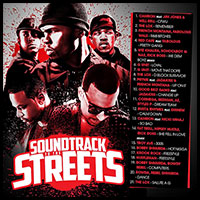 Soundtrack To The Streets August 2K14