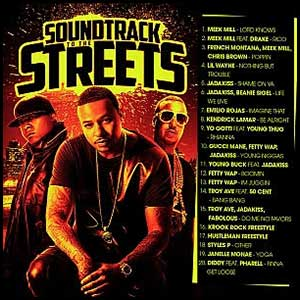 Soundtrack To The Streets July 2K15 Edt