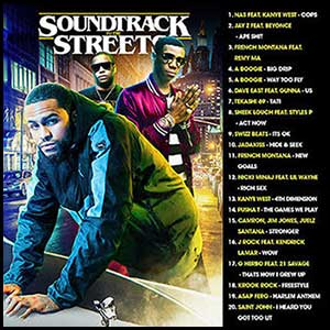 Stream and download Soundtrack To The Streets June 2K18 Pt 2