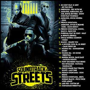 Soundtrack To The Streets Sept 2K16 Part 2 Mixtape Graphics