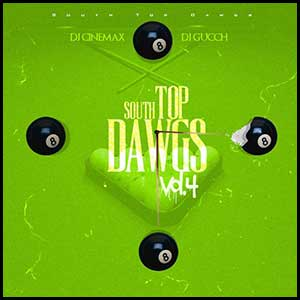 South Top Dawgs 4 Mixtape Graphics
