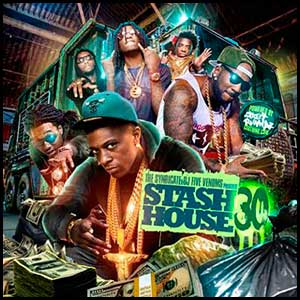 Stash House 30 mixtape graphics