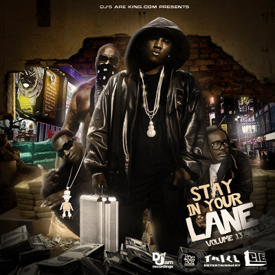 DJ Coppa - Stay In Your Lane 13 | Buymixtapes com