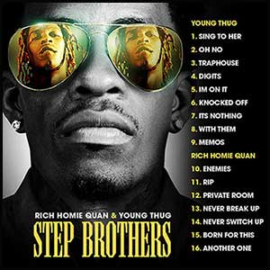 Stream and download Step Brothers