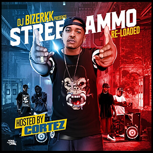 Street Ammo Reloaded Mixtape Graphics