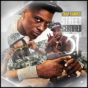 Street Certified 3.1 Double Disc Mixtape Graphics
