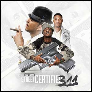 Street Certified 3.11 Double Disc Mixtape Graphics