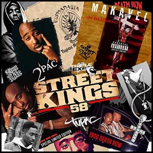 Street Kings 58 Mixtape Graphics
