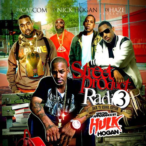 DJ Capcom DJ Haze - Street Product Radio 3 | Buymixtapes com