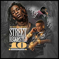 Street Requested 10 mixtape graphics
