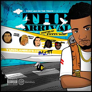 The Arrival Mixtape Graphics