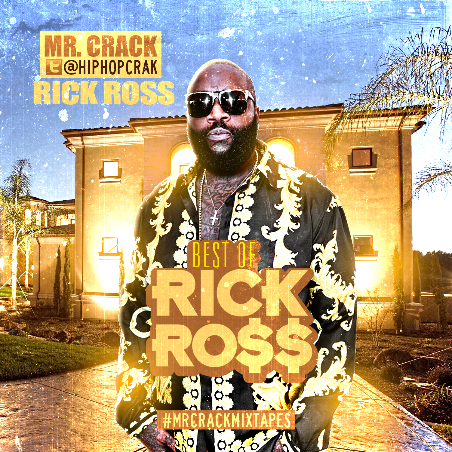 Mr Crack - The Best Of Rick Ross